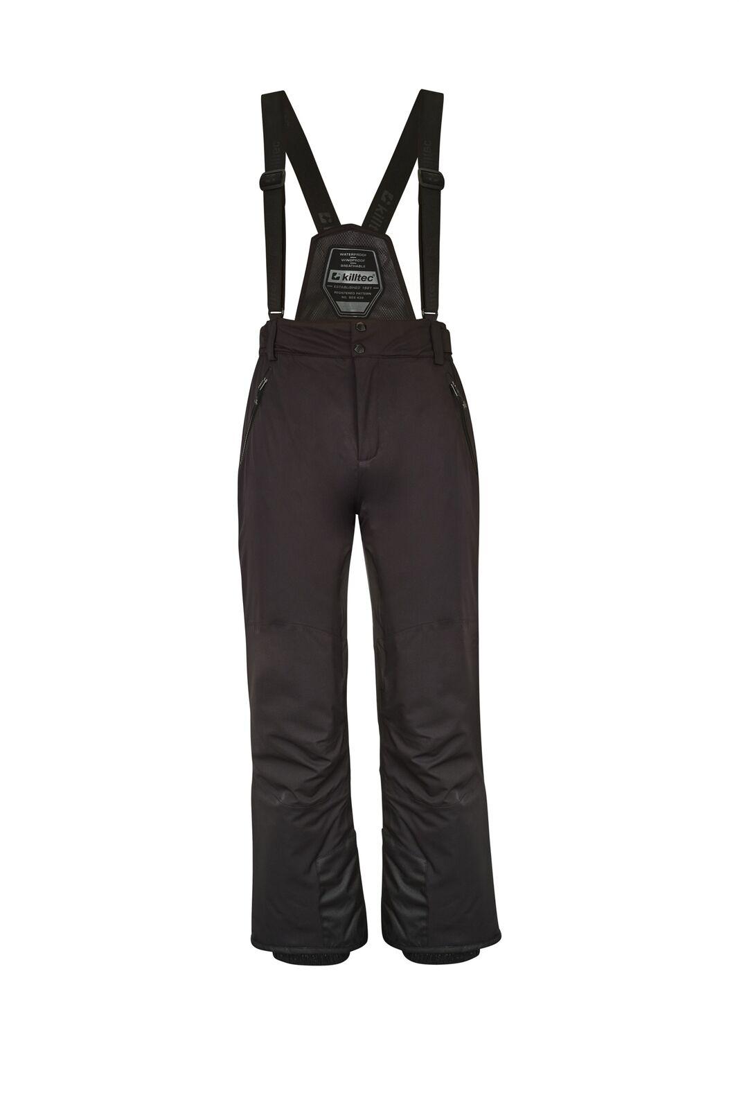 Killtec Pantalones de Esqu555533def; de Hombre Dimao