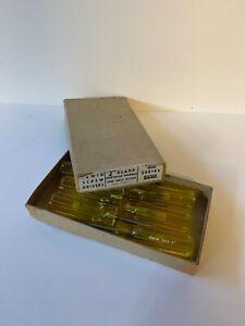 Vintage-Irwin-Brand-Flat-Tip-Screwdrivers-Full-Box-NOS-Unused-Qty-6-Lot-21