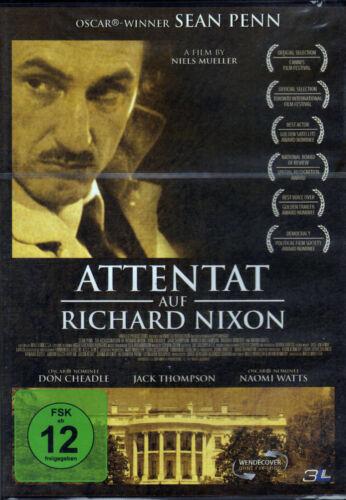 1 von 1 - Attentat auf Richard Nixon (2012) - Sean Penn - neu & ovp