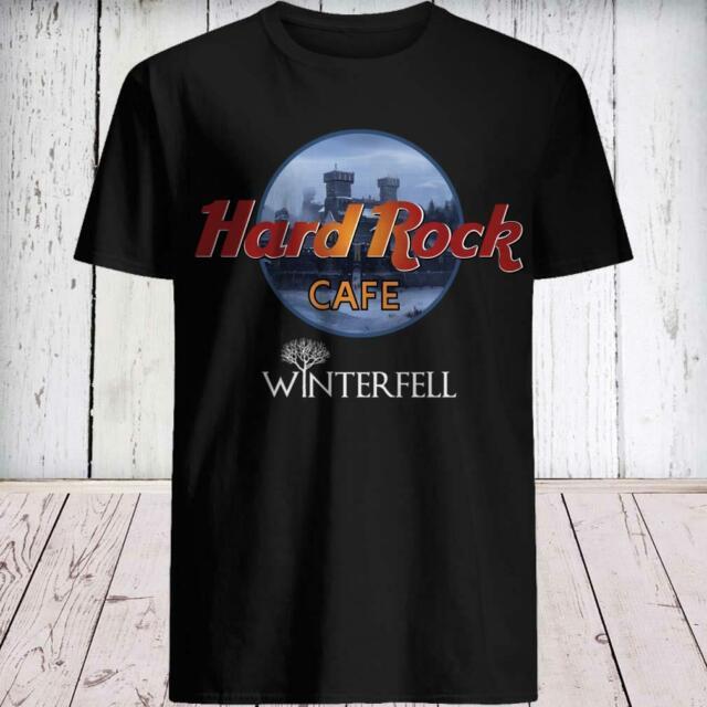 Hard Rock Cafe Winterfell unisex T-Shirt S-5XL for women