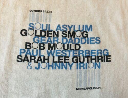 Rare Soul Asylum Bob Mould Paul Westerberg T Shirt