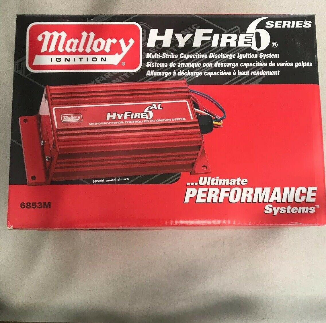 Mallory 6852M HyFire Capacitive Discharge Ignition System