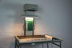 BOOKEYE-BE-DBS-2GS-DIN-A2-BOOK-SCANNER-BUCH-AUFSICHT-BUCHSCANNER-BJ-2004-BUND