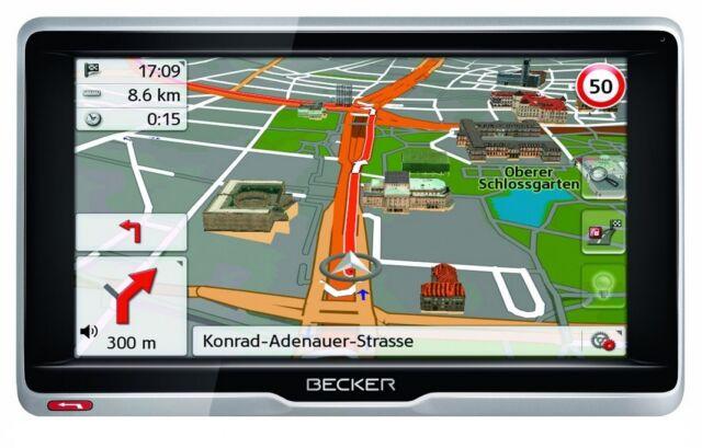 Becker Active.6 LMU plus, Navigationsgerät 15,8cm 6,2'' Display 47 Länder Neu