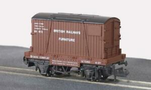Peco-NR-22-N-Gauge-BR-Furniture-Removals-Wagon
