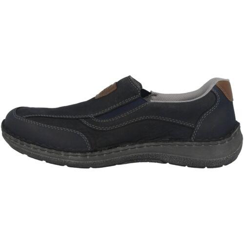 Rieker Baltes-Jaipur-AMBOR Chaussures Hommes Chaussures Basses Pantoufles Sneaker 03060-14