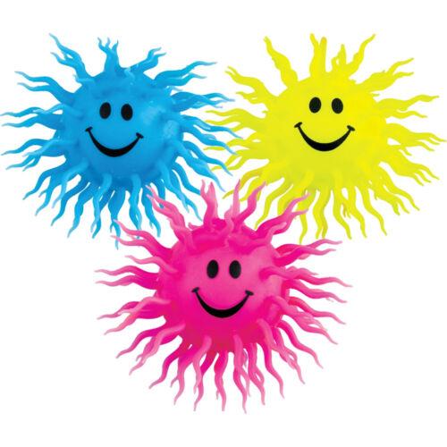 2 x electromites 13 cm pointus Light Up Ball-caoutchouteuse Tentacule Sensorielle furb Ball