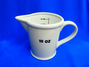 Vintage French Metric Measuring Cup - 500ML - 16OZ