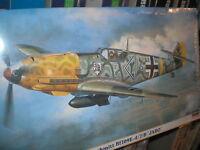 Hasegawa 1/48 Messerschmitt Bf 109e-4/7/b 'jabo' 07316