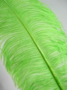 """3 SHOCKING PINK Ostrich FEATHERS 18-23/"""" Full Wing PLUMES; Bridal//Wedding"""