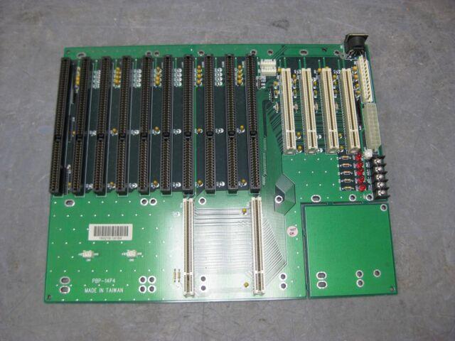Portwell PBP-14P4 14-Slot PCI/ ISA Backplane