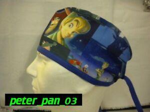 Cuffia chirurgica  - Sottocasco - Bandana - Surgical cap- peter_pan_03