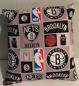 Nets-Pillow-Brooklyn-New-York-Pillow-NBA-Handmade-in-USA-Pillow-Basketball