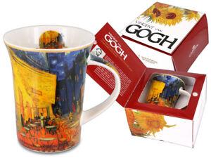 Vincent Van Gogh Cafe Terrasse Bei Nacht Becher Tasse