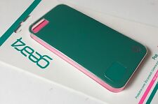 Apple Iphone 5 5S Genuine GEAR4 case cover hard shell back gear 4 dark green