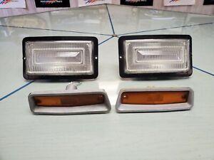 1977-1979-DODGE-TRUCK-LITTLE-RED-EXPRESS-RAMCHARGER-TURN-SIGNALS-PARKING-LIGHTS
