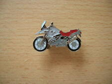 Pin Anstecker BMW GS 1150 / GS1150 silber / rot Motorrad Reiseenduro Art. 0763