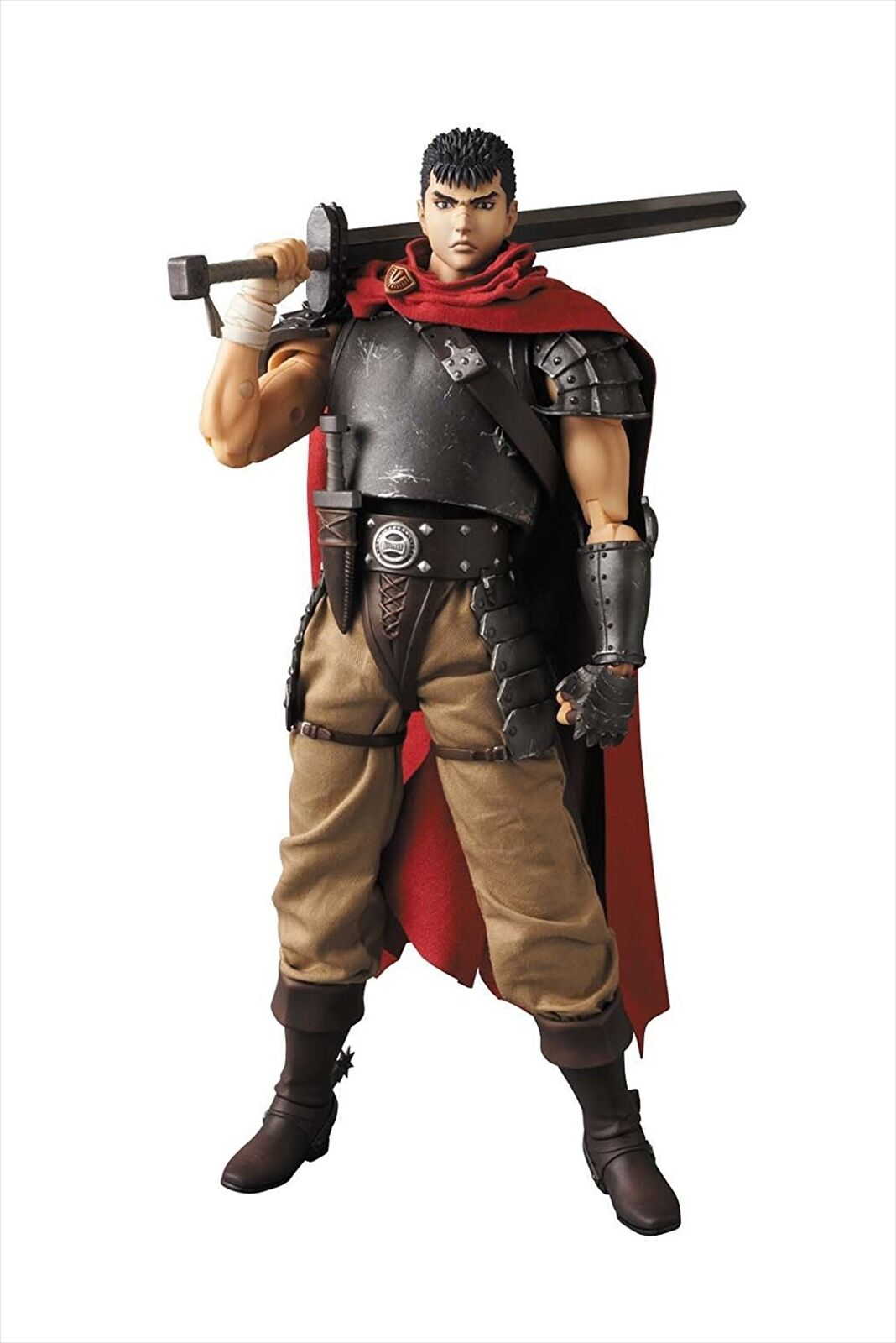 Medicom RAH Berserk Band of The Hawk Ver. Guts Guts Guts Real Action Hero 1 6 Figure ba7751