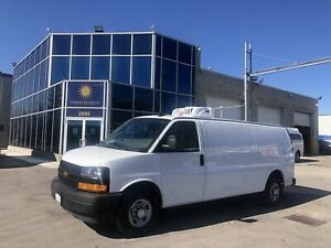 2018 Chevrolet Express Express G2500- REEFER/FREEZER- 12 Ft Refrigerated Cargo Space
