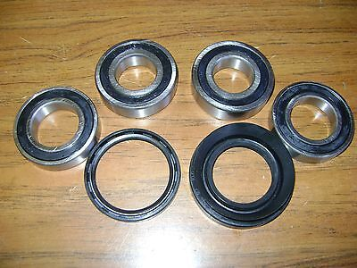 REAR AXLE WHEEL BEARING SEAL KIT HONDA 1985 1986 1987 TRX250 FOURTRAX 250