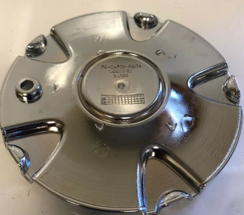 ONE BIGG WHEELS CENTER CAP PD-CAPSX-P5174 LG1011-21 CHROME ABS CAP 2773