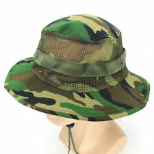 22ecefa8779df Free shipping. Bucket Hat Boonie Hunting Fishing Outdoor Cap Wide Brim  Military Unisex Sun Camo