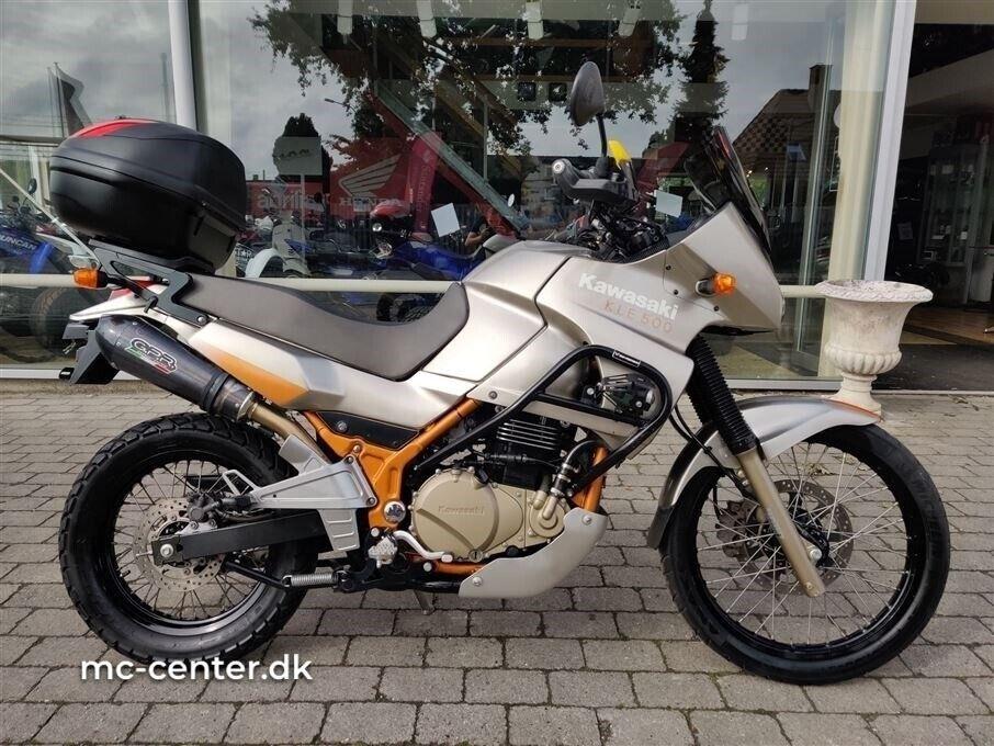 Kawasaki, KLE 500, ccm 27000