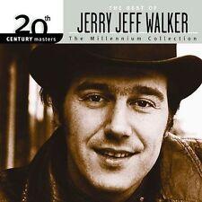 Jerry Jeff Walker Millennium Collection Best of Jerry Jeff Walker 2002 MCA CD