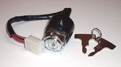 Z/ündschloss 4-poliger Stecker f/ür Honda Z 50 Monkey MB /& MT 50 /& 80