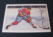 MAURICE RICHARD #24 PARKHURST 1953-54 REPRINT / MONTREAL CANADIENS