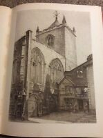E2-1 Ephemera 1948 Picture 8x6 Inch Approx St Peter's Chester
