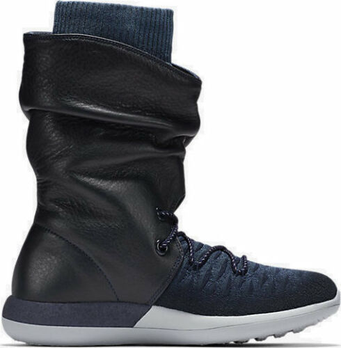 Size Roshe Flyknit Winter 3 Boots Hi 861708 400 Nike 36 Two Eur Navy Womens 51wCnxF0qI