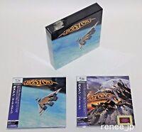 2009 BOSTON / JAPAN Mini LP SHM-CD x 2 titles + PROMO BOX Set!!
