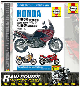 honda xl1000 v varadero 1999 2008 haynes manual 3744 ebay rh ebay com Hitachi XL 1000 Drivers Sewing Machine Quantum XL 1000