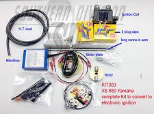 elektronische Zündung incl Spule Boyer Bransden ignition Yamaha XS650 KIT00303
