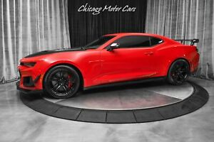 2020 Chevrolet Camaro ZL1 1LE TRACK PACK! 10-SPEED AUTO! ONLY 7K MILES!