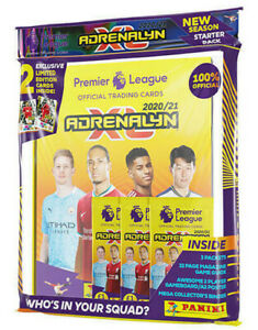 2020-21-PANINI-Adrenalyn-EPL-Starter-Pack-inc-2-Limited-SAME-DAY-SHIPPING