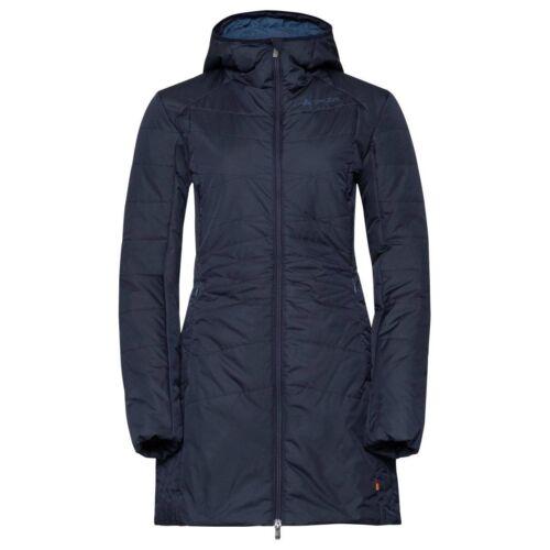 Vaude Skomer inverno coat donna invernale cappotto blu