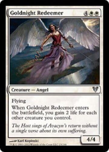 EX - Avacyn Restored MTG Uncommon Goldnight Redeemer x4