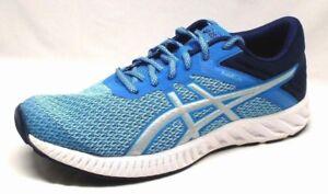 Fuzex Femmes Bleu Argent Course Lyte Asics Bleu 2 Chaussures diva Z5dw1qxC