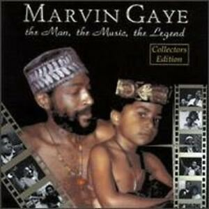 Marvin-Gaye-The-Man-The-Music-The-Legend-Double-Cassette-NEW