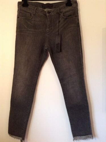 Grey Lagerfeld Amanda 100 340 Jeans Auth Karl 32 Mesdames Bnwt Rrp xUwPqOgYx