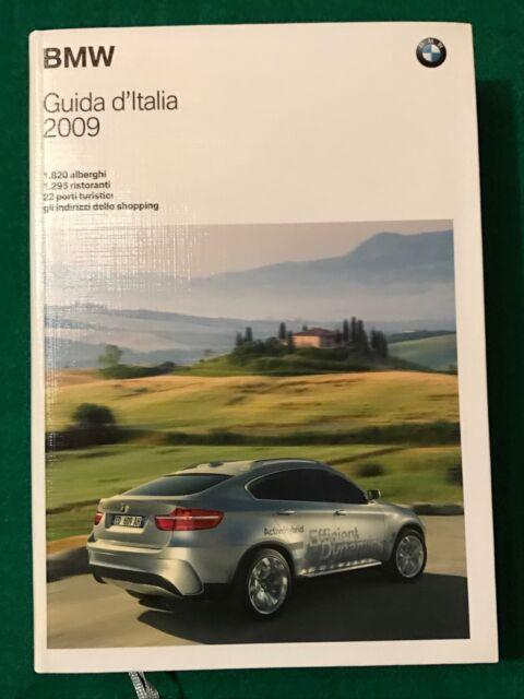 GUIDA D'ITALIA BMW 2009