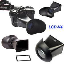 LCD-V4 2.8x Viewfinder Magnifier Eye Cup Eyecup Hood for Sony NEX3 NEX5 NEX 3 5
