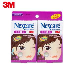 3M-Nexcare-Blemish-Acne-CARE-DRESSING-PIMPLE-STICKERS-PATCH-EXP-2022-80PCS