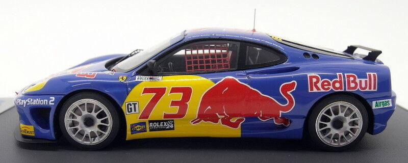 BBR Models 1 1 1 43 Scale Resin - PJM322 Ferrari 360 Modena N GT Daytona 04 Red Bull 97738e