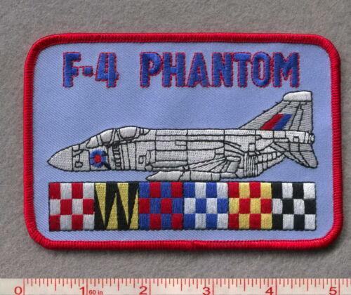 ROYAL AIR FORCE F-4 PHANTOM PATCH