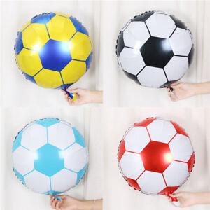 10pcs-18inch-Football-Foil-Balloon-Soccer-Ball-Round-Helium-Balloons-TEUS