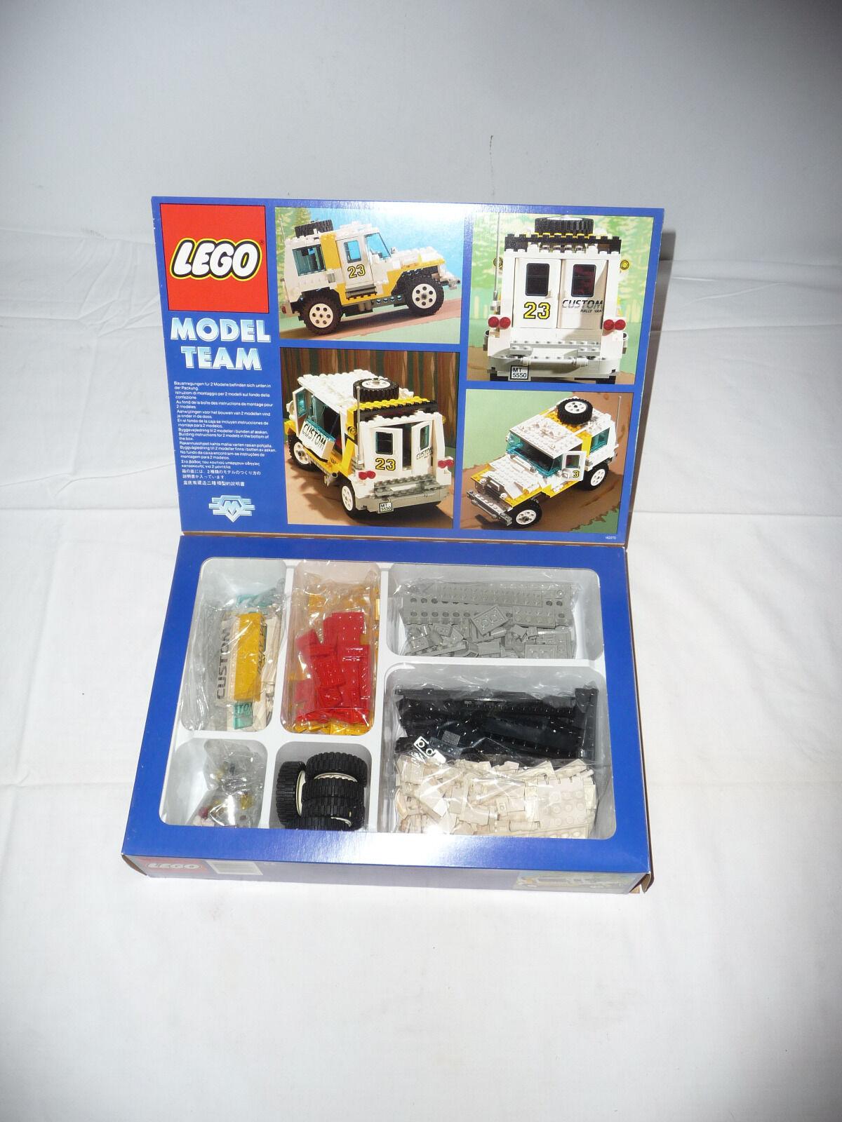 LEGO Technic MODEL TEAM 5550