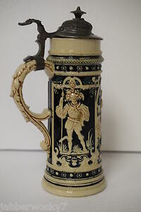 antique german beer stein appraisal